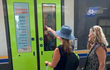 Lamezia Airlink e Tropea Line, bus stazione – aeroporto
