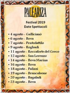 Paleariza 2019