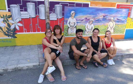 I muri d'Amare a Montebello, al via il progetto