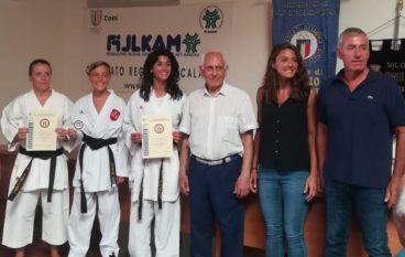 Marika Familari, Migliore atleta calabrese di kata