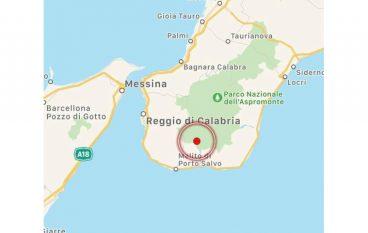 Terremoto Area Grecanica a Ferragosto