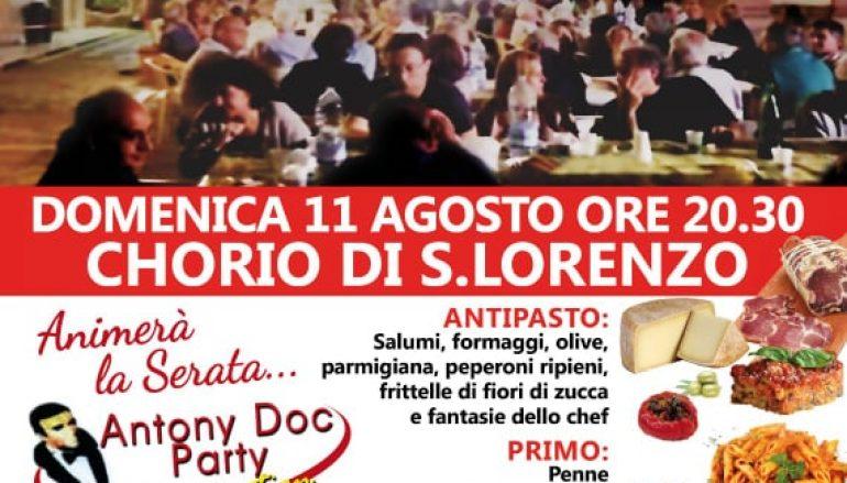 U matrimoniu du seculu 2019 a Chorio di San Lorenzo
