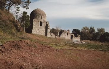 Esplorando il Monastero di Sant'Elia (Curinga, CZ)