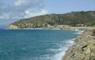 I saluti sulle spiaggie della Jonica