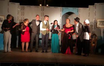 Successo per compagnia Carmen Flachi a Montebello Jonico