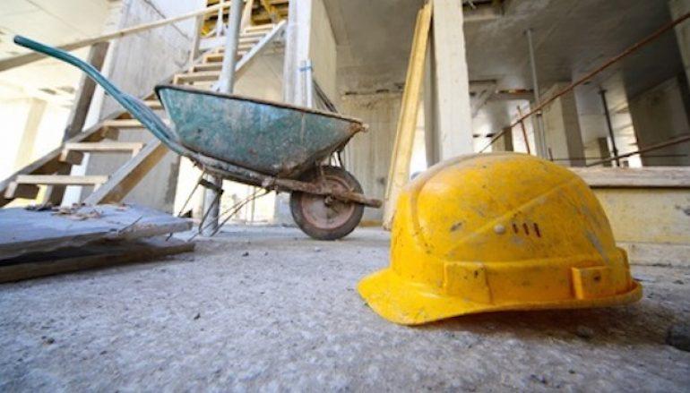 Incidente sul lavoro a Catanzaro, una vittima