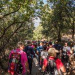 Successo per il Trekking a favore dell'Hospice di RC, nel ricordo di Elita