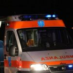 Incidente auto-bicicletta, muore in ospedale