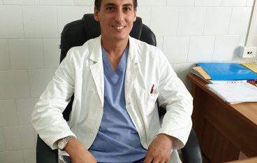 Ospedale di Melito, il dottor Romeo esempio di professionalità