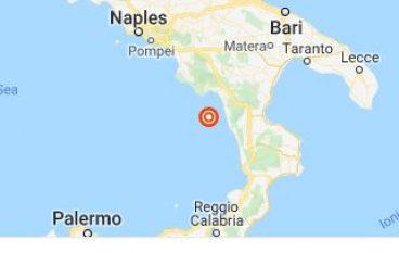 Terremoto nel mar Ionio calabrese, un-altra scossa