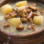 Zuppa dei boschi d'autunno: ricetta calabrese
