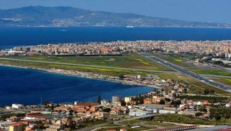 L'aeroporto di Reggio Calabria è diventato un desolante deserto