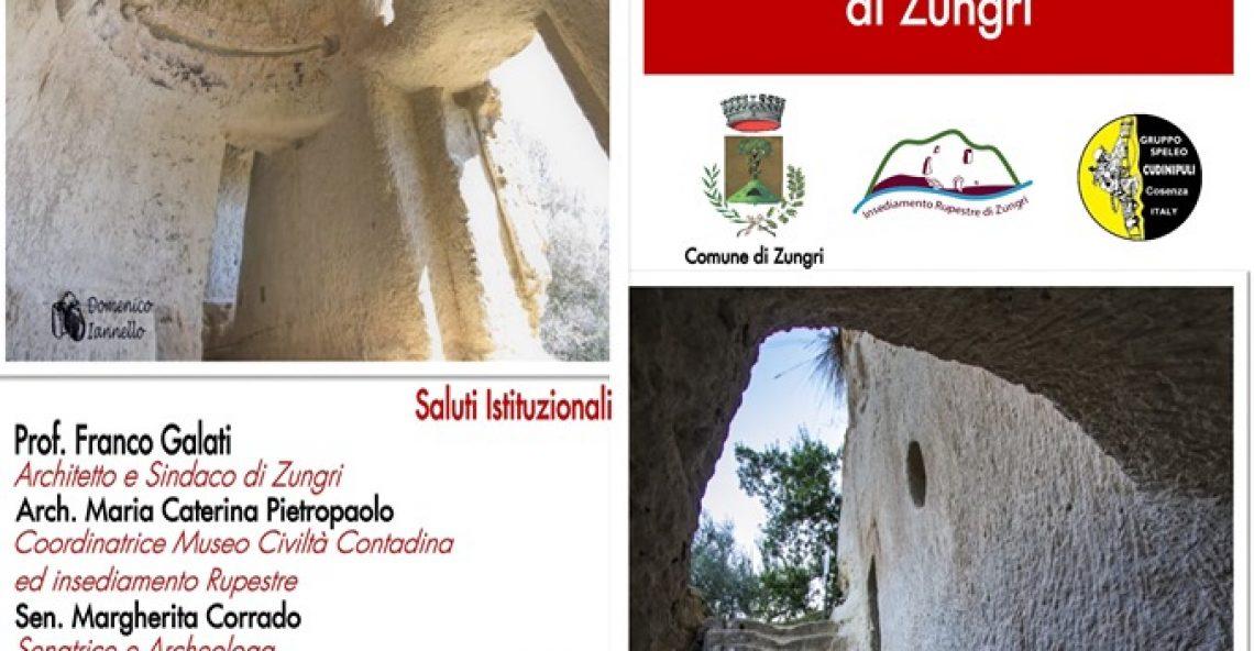 Focus sulla piccola città di pietra a Zungri (VV)