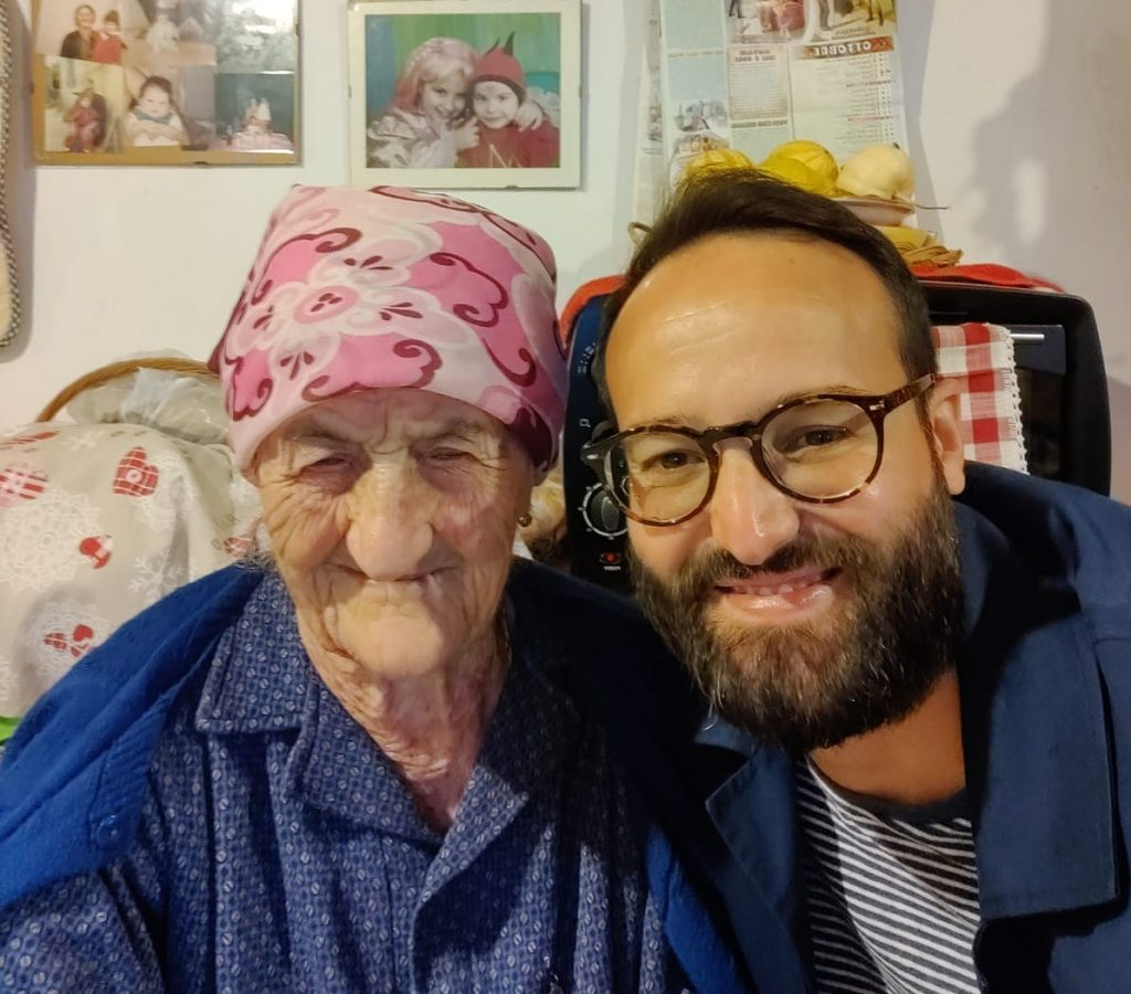 Giovanna Malara centenaria