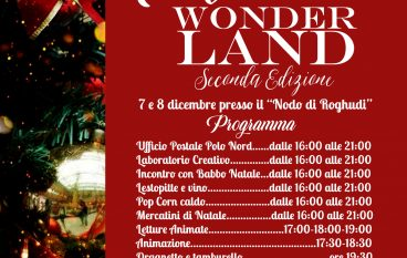 Winter Wonderland a Roghudi. La Seconda Edizione
