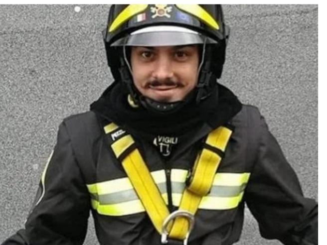 Nino Candido pompiere