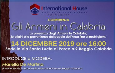 Conferenza sul tema degli Armeni in Calabria