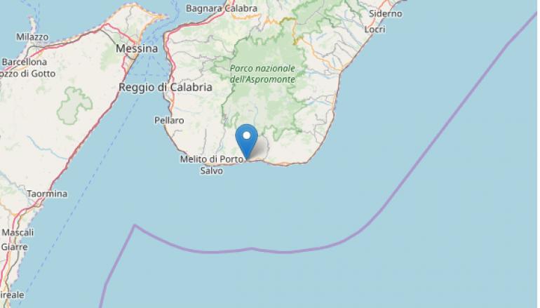 Terremoto Area Grecanica, avvertita una scossa