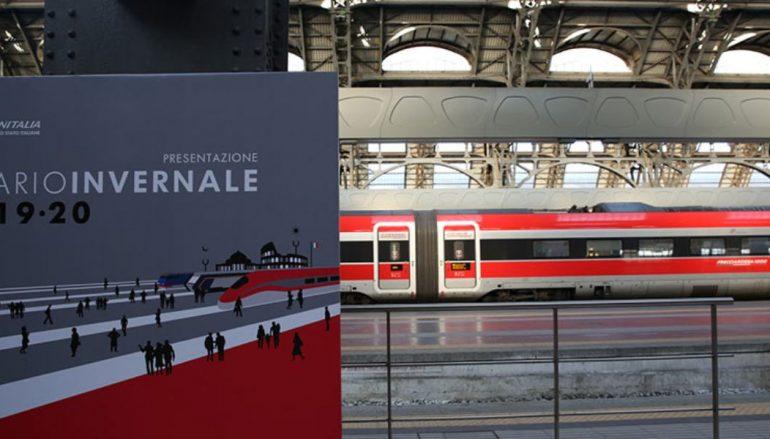 Orari Trenitalia invernali: nuovi Treni Venezia-Reggio Calabria