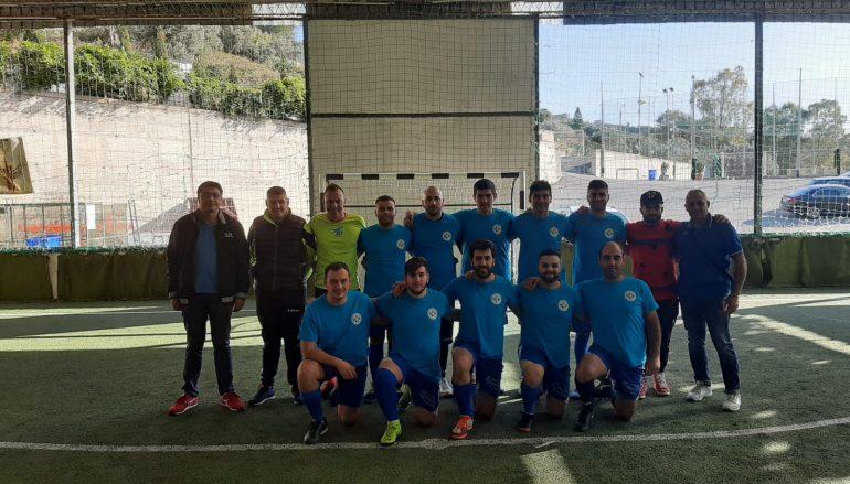 L'Oratorio Salesiano calcio a 5 centra la prima vittoria stagionale
