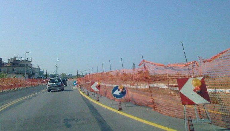 15 milioni di euro di Anas per le strade della Calabria