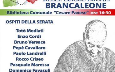 Brancaleone (RC) Torna la giornata Nazionale del Dialetto