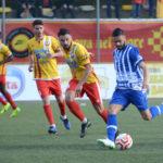 Serie D girone I, 0-0 tra Cittanovese e Corigliano
