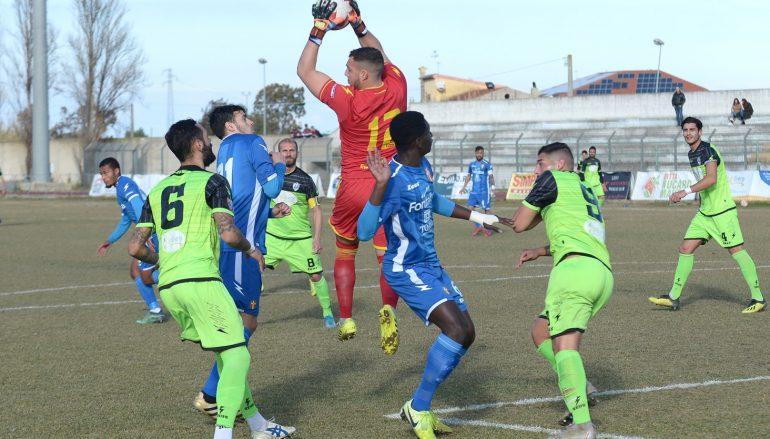 Serie D girone I, il Corigliano cade in casa con l'Fc Messina