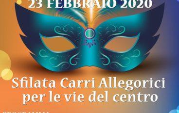 Attesa per il Carnevale dell'Area Grecanica a Brancaleone