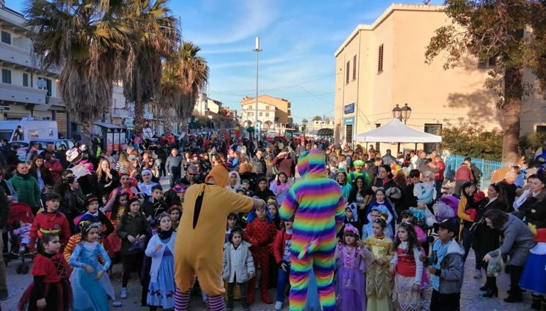 Successo per il Carnevale dell'Area Grecanica a Brancaleone