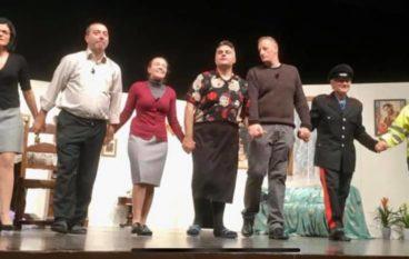Rubato il camion della Compagnia Teatrale Palcoscenico 91