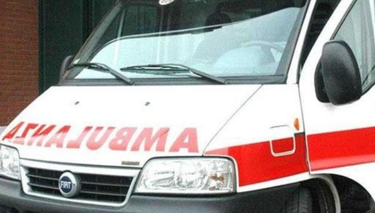 Rubata ambulanza a Melito Porto Salvo