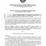 Dichiarazione dissesto finanziario a Melito Porto Salvo