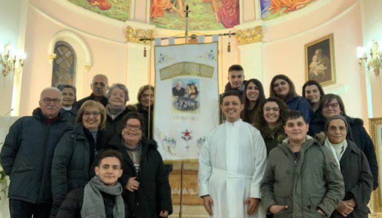 La parrocchia San Pasquale Baylon in missione