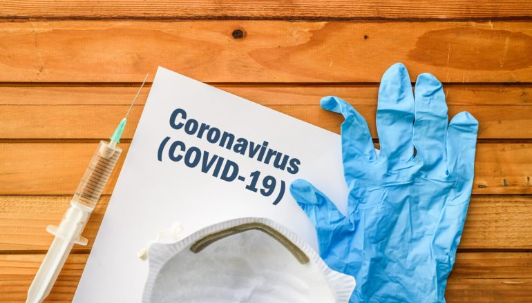 Nove contagi da Coronavirus a Cosenza, una famiglia positiva
