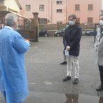 Covid-19, arrivati a Melito Porto Salvo i lettini elettrici