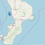 Terremoti nella notte, decine di scosse in Calabria