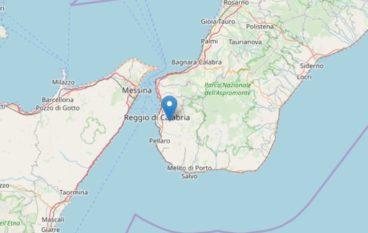 Terremoto a Reggio Calabria nella notte. Paura ma nessun danno