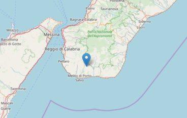 Due lievi scosse di terremoto a San Lorenzo
