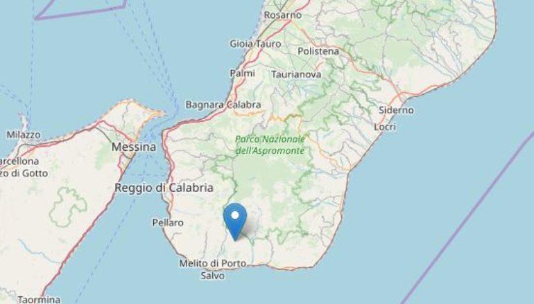 Terremoto a Condofuri Marina, i particolari