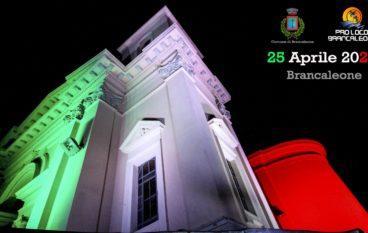 Brancaleone (RC), celebrazioni 25 Aprile. Festa della Liberazione Italiana
