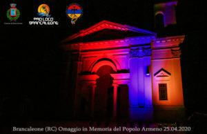 omaggio al popolo armeno