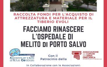 Raccolta fondi per Terapia Intensiva e sub intensiva Ospedale Tiberio Evoli
