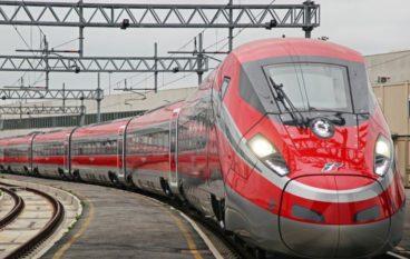 Frecciarossa Torino-Reggio Calabria, biglietti disponibili