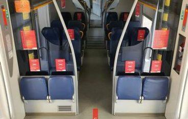 Treni in Calabria, aumentano le corse per i pendolari
