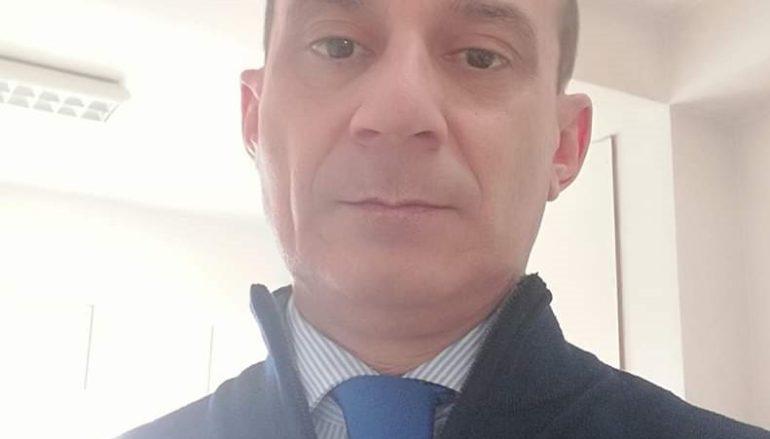 Giuseppe Salvatore Minniti nuovo commissario Fratelli D'Italia di Melito PS
