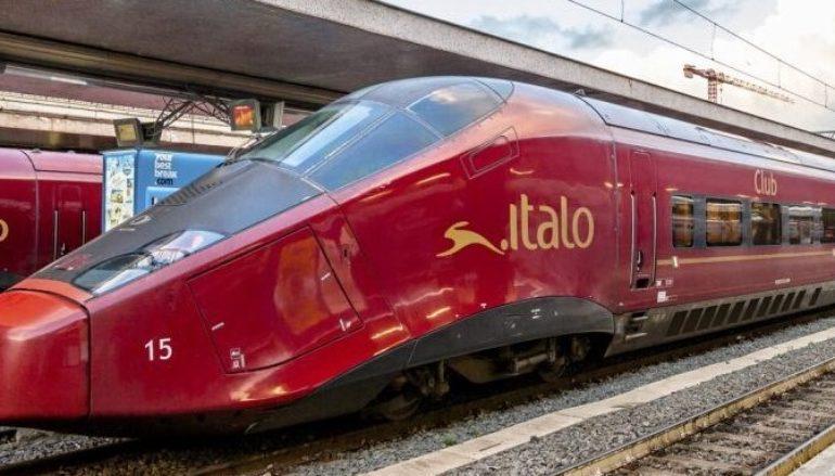 Italo Roma-Reggio Calabria, gli orari e le novità