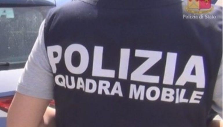 Rapina in banca a Cosenza, assalto di un malvivente con un taglierino