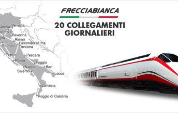 Novità Trenitalia per l'estate, nuovi collegamenti con la Calabria
