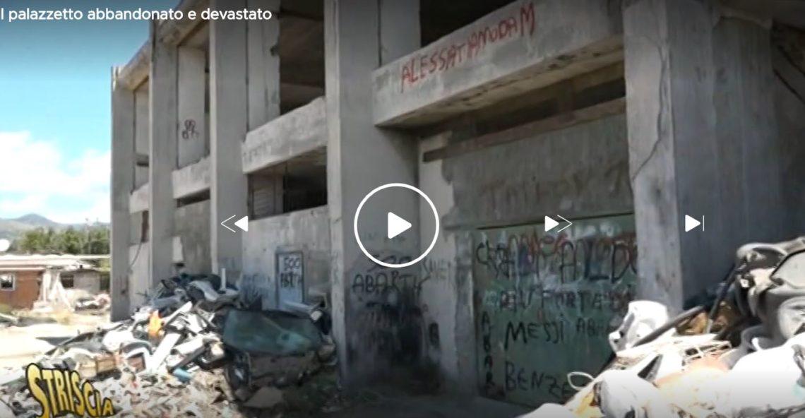 Operazione di sgombero di Via del Fortino a Melito Porto Salvo
